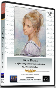 Johnnie Liliedahl: First Dance