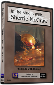 Sherrie McGraw: Still Life with Onions