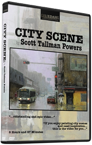 Scott Tallman Powers: City Scene