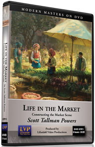 Scott Tallman Powers: Life in the Market