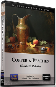 Elizabeth Pruitt (Robbins): Copper and Peaches