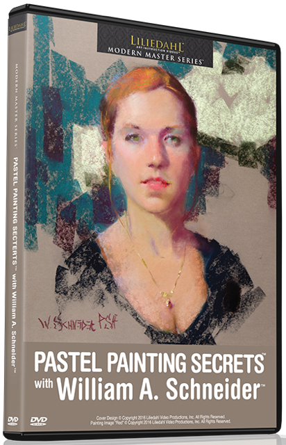 William A. Schneider: Pastel Painting Secrets