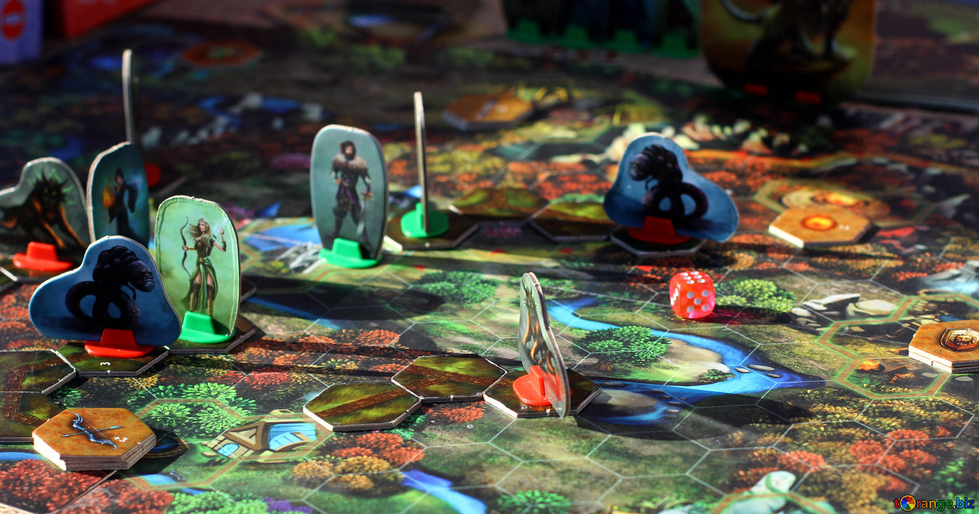 Board, Party & Console games at Frenemy