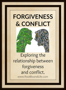Two Things You Need to Know to About the Relationship Between Conflict and Forgiveness