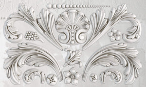 Acanthus Scroll 6x10 Decor Moulds