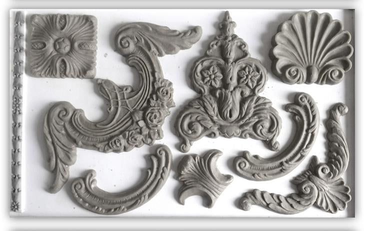 "Classic Elements 6 x 10"" Decor Mould"