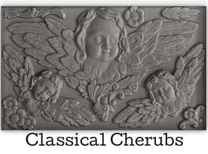 Classical Cherubs 6x10 Decor Moulds Pallet