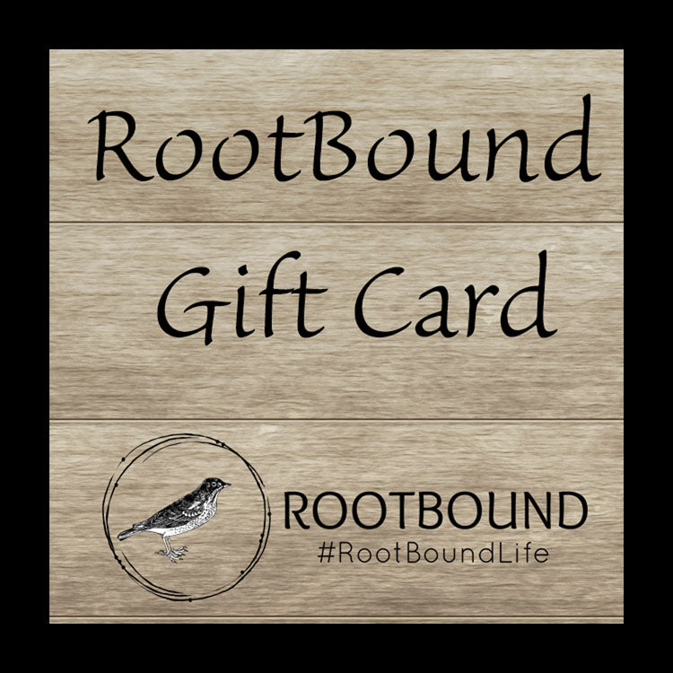 RootBound Gift Card
