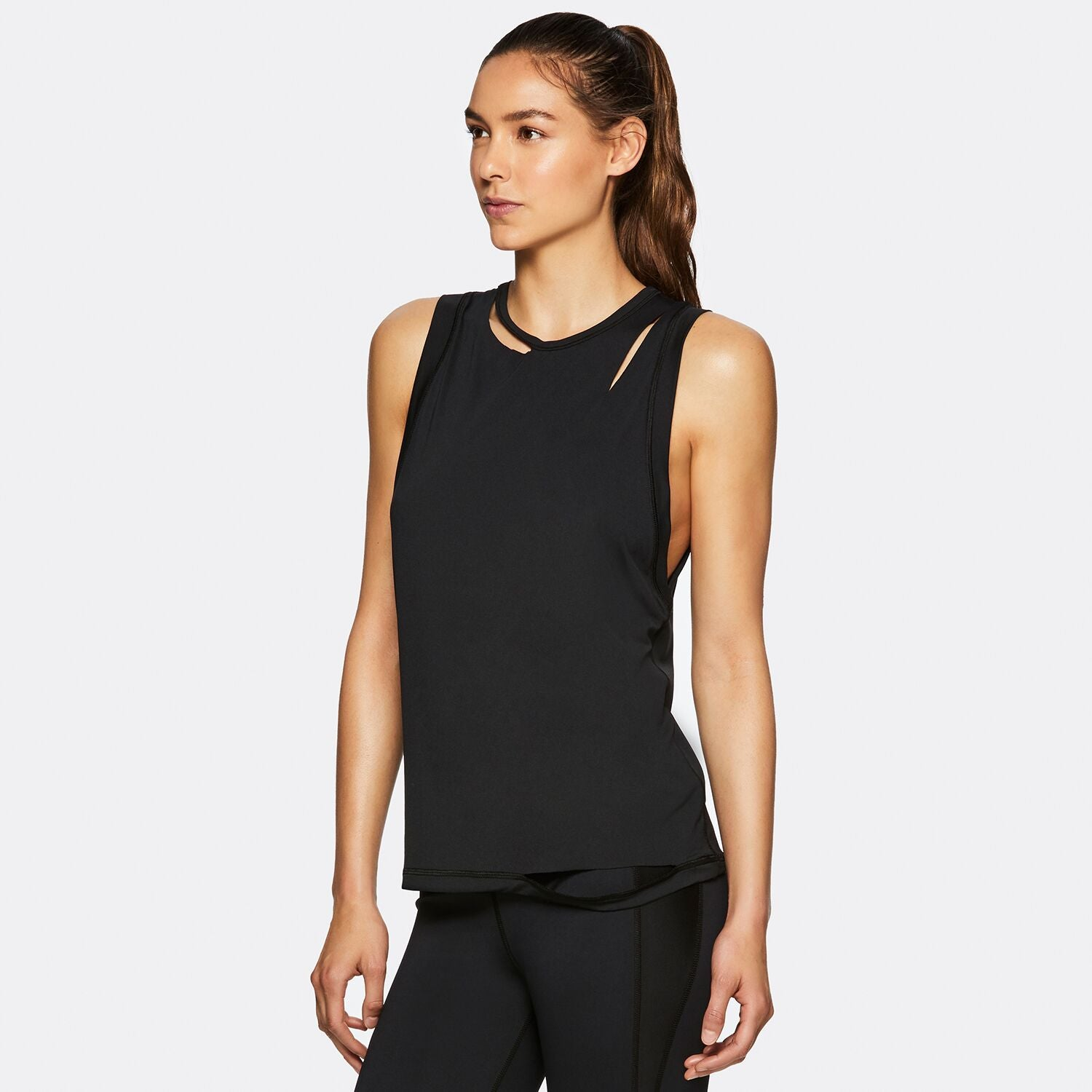 Carve Tank - Black