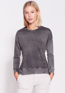 Splatter Paint Sweatshirt