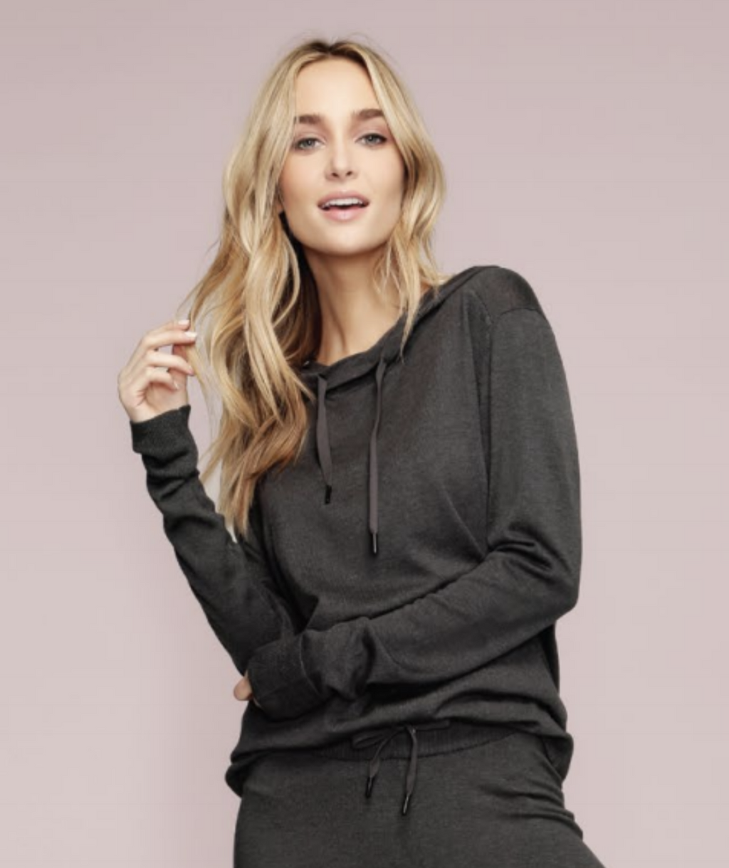 Cashmere Blend Hoodie