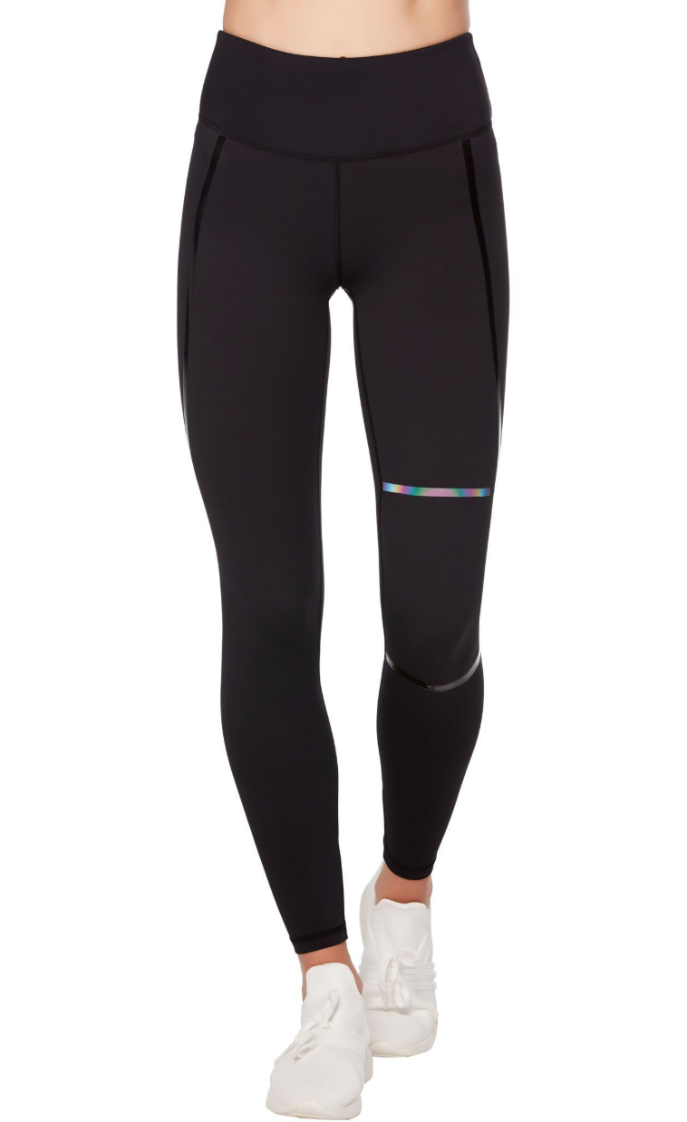 Arden Jet Black Leggings
