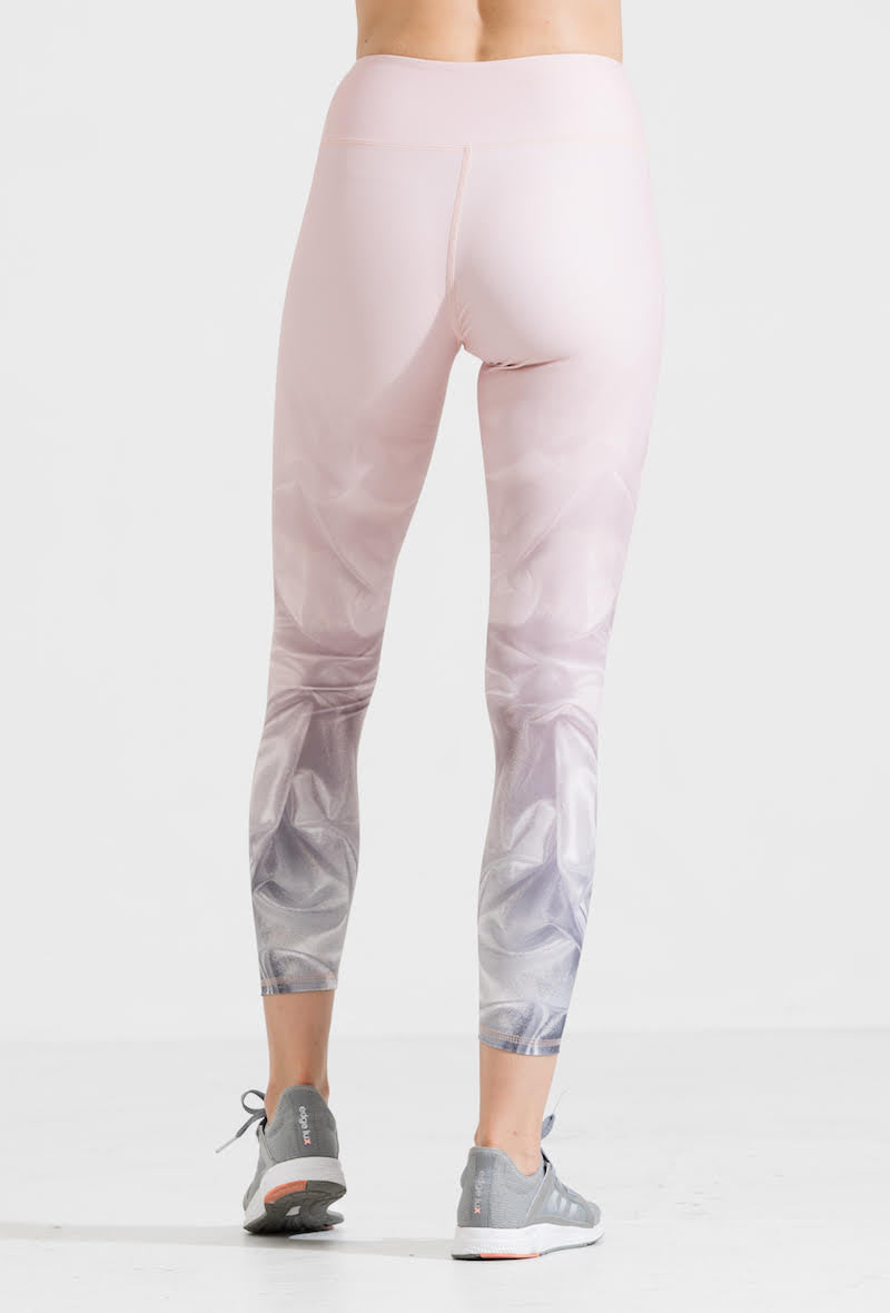 Sculpt Legging - Rose Metal Ombre