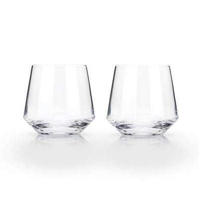 Raye Crystal Cocktail Tumblers - Set of 2
