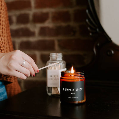 Pumpkin Spice Soy Candle