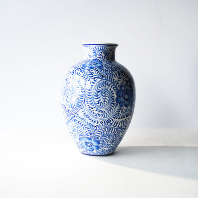 Eleanor Blue Vase