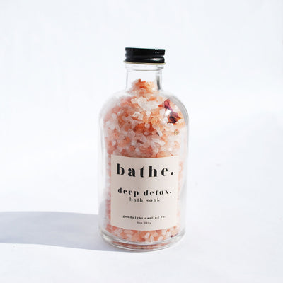 Deep Detox Bath Salt