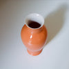 Glossy Mini Vase 9 - Orange