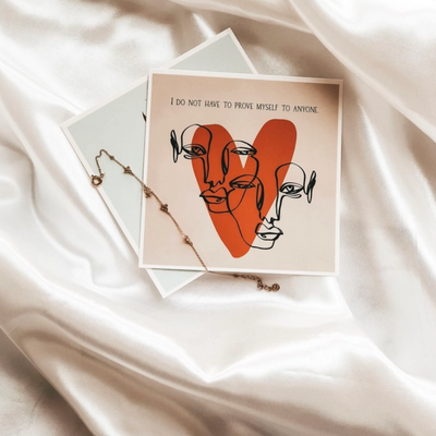 Be You: Affirmation Cards Set