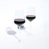 Crystal Bordeaux Red Wine Glasses