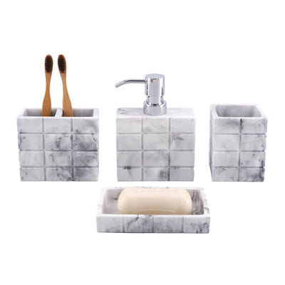 4-Piece Rotterdam Bath Collection