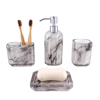 4-Piece Tussen Bath Collection