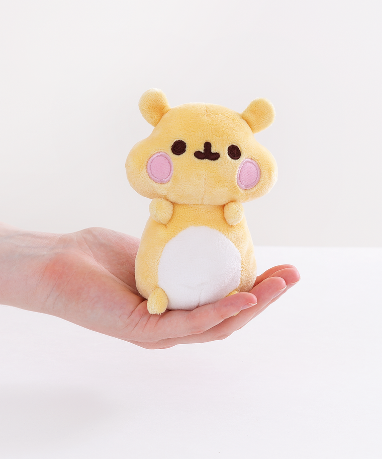 Cheek Plush Toy