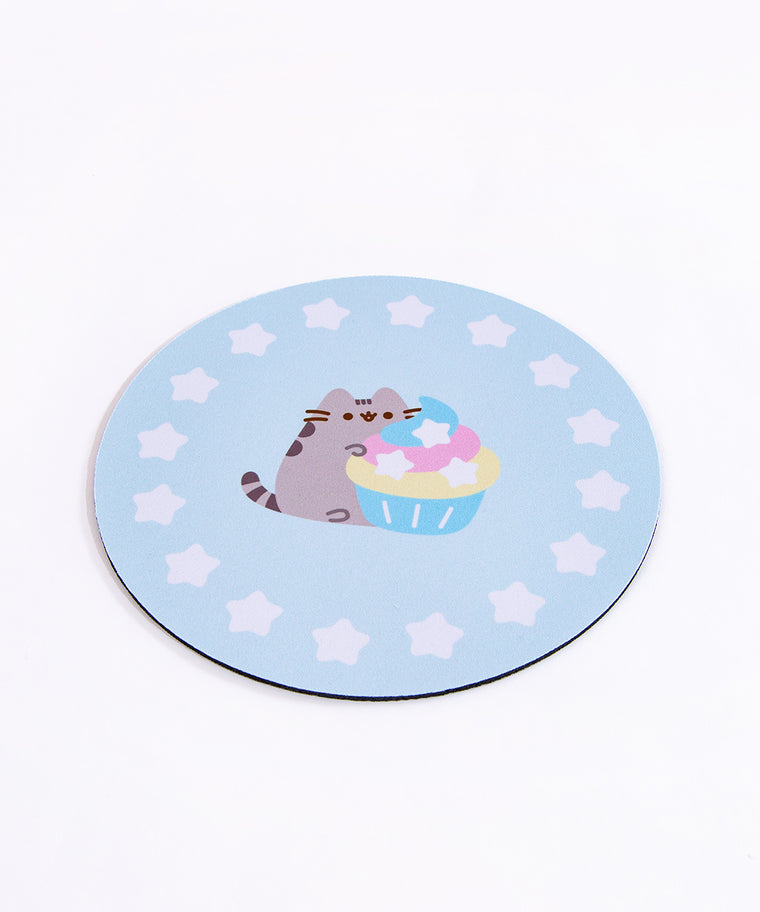 Pusheen 10th Anniversary Mouse Pad