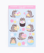 Pusheen 10th Anniversary Sticker Sheets