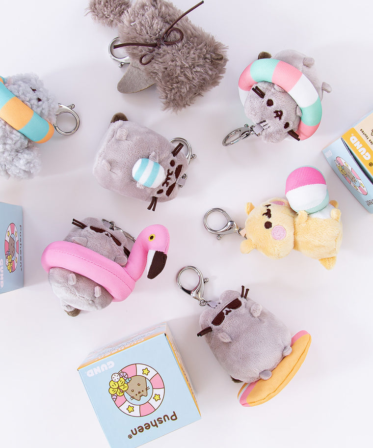 Pusheen Surprise Plush Blind Box - Lazy Summer