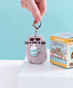 Pusheen Surprise Plush - Lazy Summer