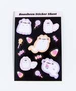 Boosheen Sticker Sheet