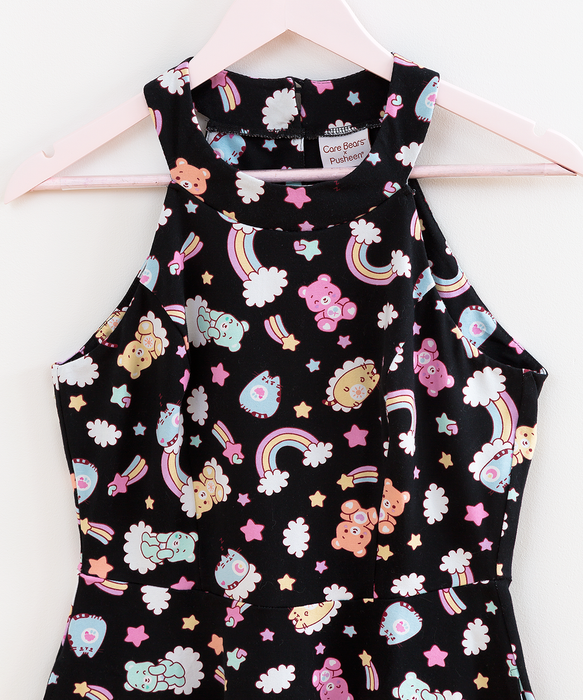 Care Bears x Pusheen Ladies Dress