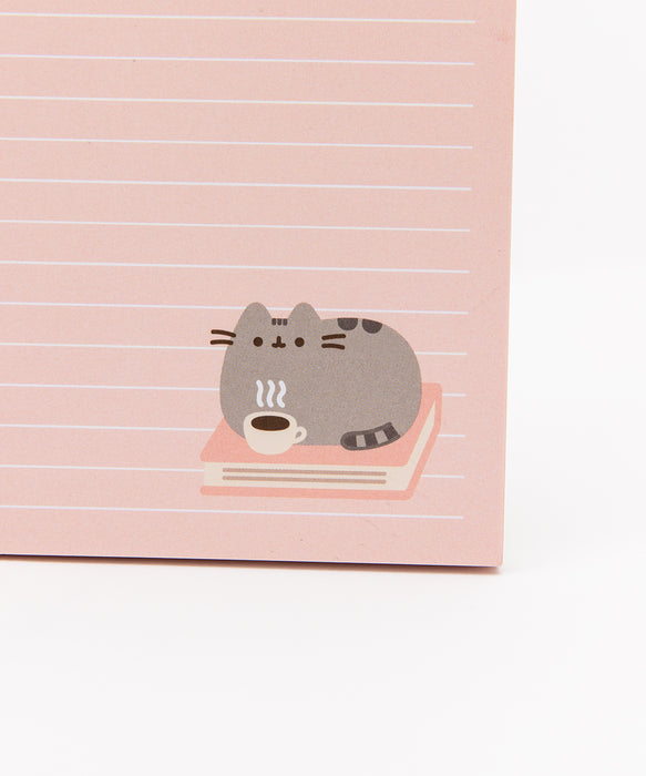Cafe Pusheen Notepad