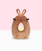 Chocolate Easter Bunny Pusheen Plush