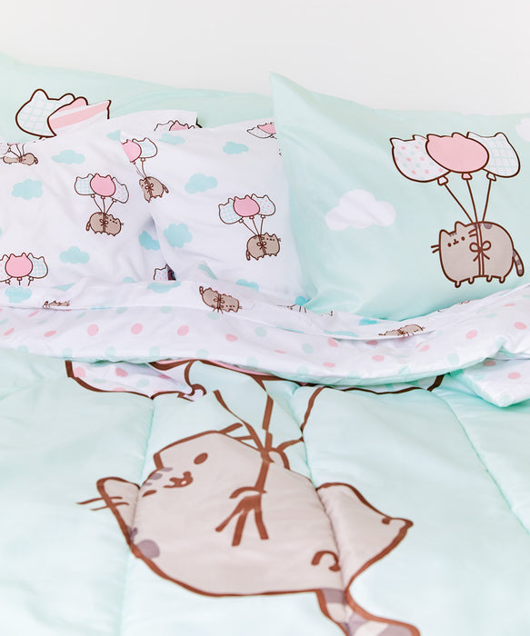 Pusheen & Family Full/Queen Comforter Set