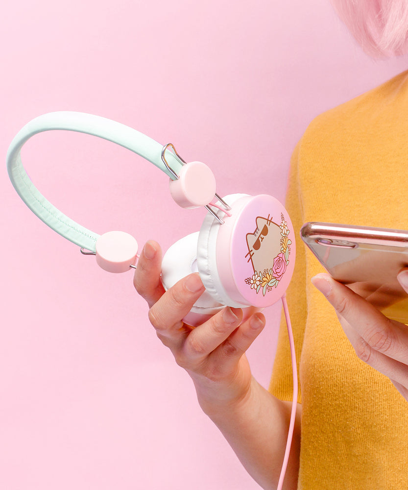 Cool Pusheen Headphones