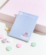 Cupid Pusheen Notepad