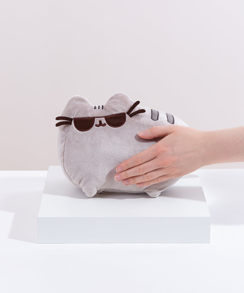 Dancing Pusheen Animated Plush