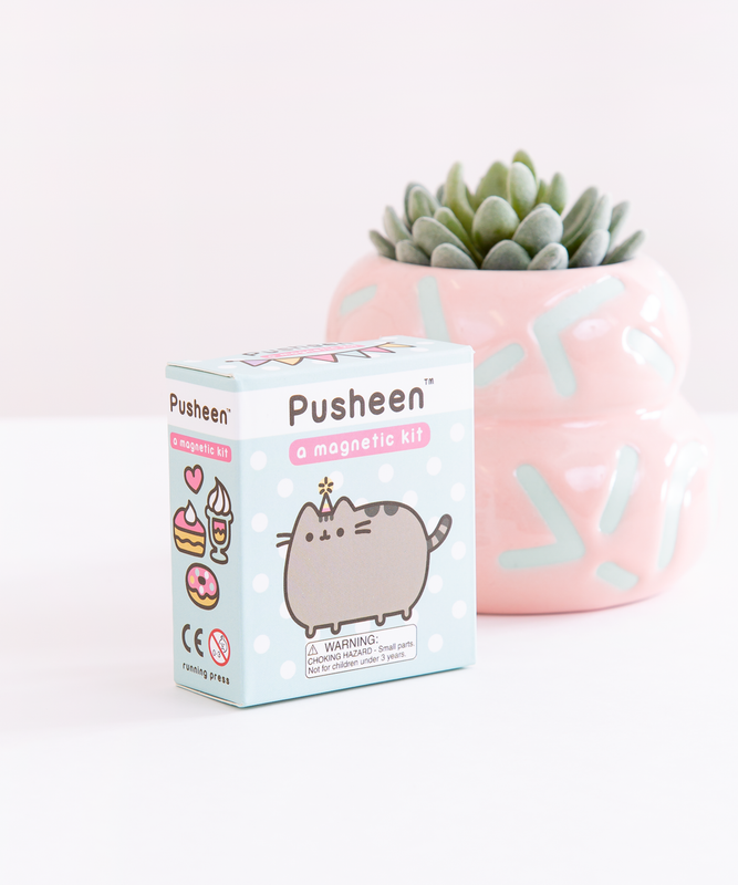 Pusheen Magnet Kit