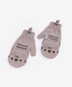 Pusheen Knit Gloves