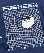 Gaming Pusheen Unisex Long Sleeve Tee