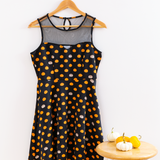 Pusheen Pumpkin Patch Dress