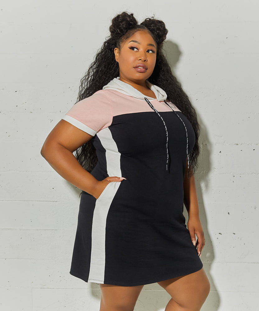 Pusheen Varsity Hoodie Dress