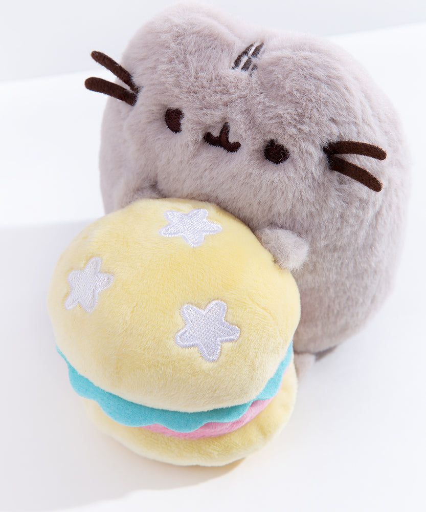 Limited Edition 10th Anniversary Pusheen Burger Plush