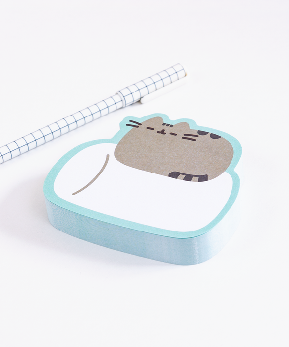 Pusheen Marshmallow Nap Sticky Notes