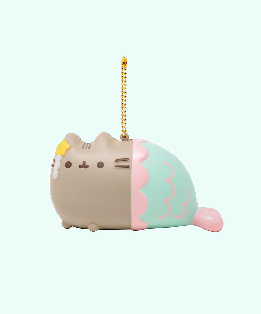 Mermaid Pusheen Squishy