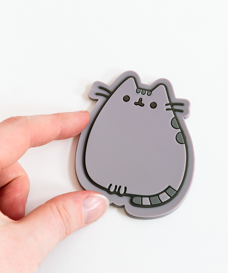 Pusheen Pocket Mirror