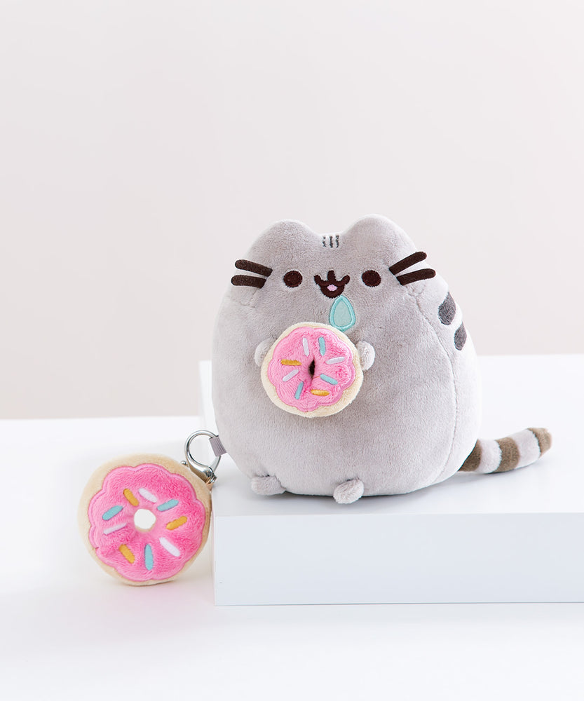 Mini Donut Pusheen Plush