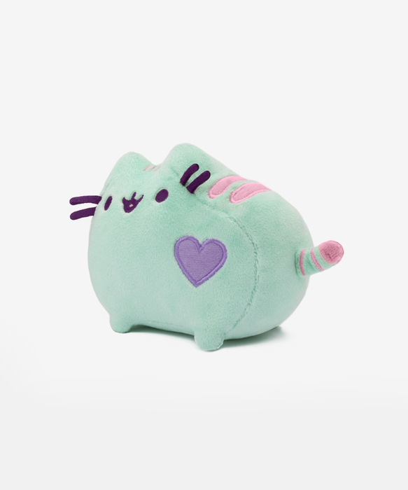 Mini Pastel Pusheen Plush Toy in Mint
